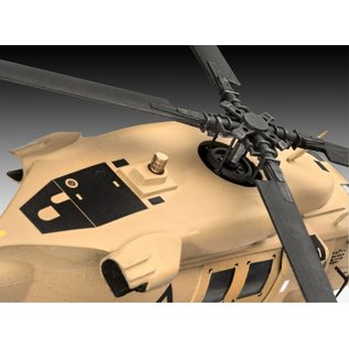 Revell Sikorsky UH-60A Black Hawk - 1:72