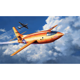 Revell Bell X-1 (1rst Supersonic aircraft) - 1:32