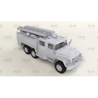 "ICM ZIL-131 Firetruck AC-40-137A ""Chernobyl"" - 1:35"