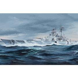 Trumpeter Trumpeter - Schlachtschiff Bismarck - 1:350