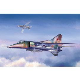 "Trumpeter Trumpeter - Mikoyan-Gurevitsch MiG-27 ""Flogger D"" - 1:48"