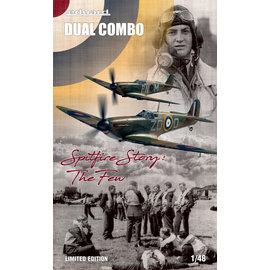 "Eduard Eduard - Spitfire Mk. I - ""The Few"" - THE SPITFIRE STORY, Limited Edition - 1:48"