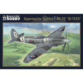 Special Hobby Special Hobby - Spitfire Mk.22  - 1:72
