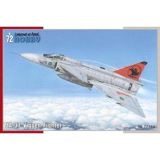 Special Hobby JA-37 Viggen Fighter  - 1:72