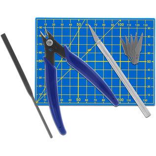 Donau Elektronik Werkzeugset für Plastikmodellbau
