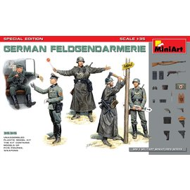 MiniArt MiniArt - German Feldgendarmerie, Special Edition  - 1:35