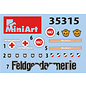 MiniArt German Feldgendarmerie, Special Edition  - 1:35