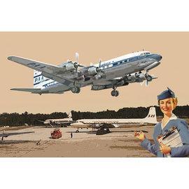 Roden Roden - DC-7C Pan American World Airways  - 1:144