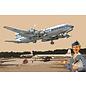 Roden DC-7C Pan American World Airways  - 1:144