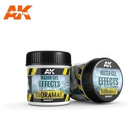 AK Interactive AK Interactive - WATER GEL EFFECTS - 100ml (Acrylic)
