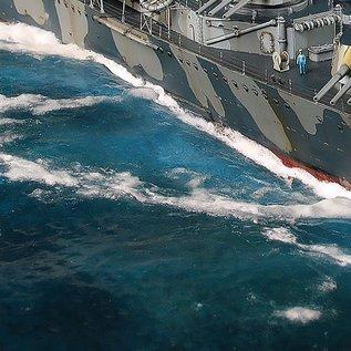 AK Interactive WATER GEL PACIFIC BLUE - 250ml (Acrylic)