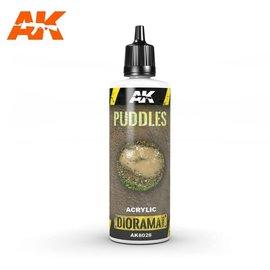 AK Interactive AK Interactive - PUDDLES - 60ml (Acrylic)