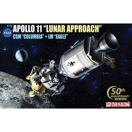 """Dragon Dragon - Apollo 11 """"Lunar Approach"""" - 1:72"""