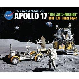 """Dragon Dragon - Apollo 17 """"The Last J_Mission"""" - 1:72"""