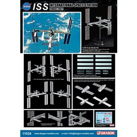 Dragon Dragon - ISS International Space Station (Phase 2007) - 1:400