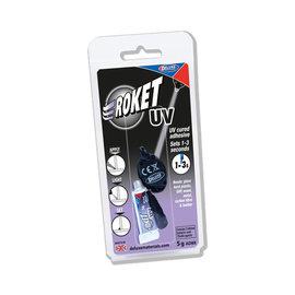 """DeLuxe Materials DeLuxe - """"Roket UV"""" - lichthärtender Klebstoff"""