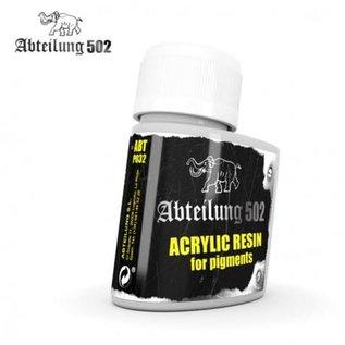 AK Interactive Abteilung 502 - Pigmente - Acrylic Resin