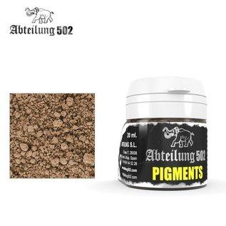 Abteilung 502 Pigmente - Brick Dust