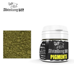 Abteilung 502 Pigmente -Light Moss Green