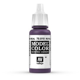 Vallejo Vallejo - Model Color - 810 - Königspurpur (Royal Purpur), 17 ml