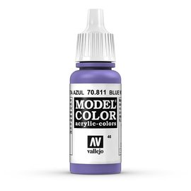 Vallejo Vallejo - Model Color - 811 - Purpurviolett (Blue Violet), 17 ml