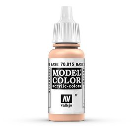 Vallejo Vallejo - Model Color - 815 - Grund Hautfarbe (Basic Skintone), 17 ml