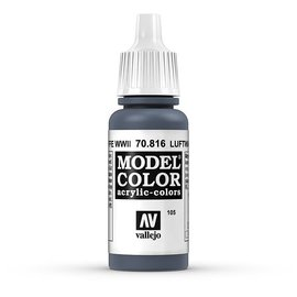 Vallejo Vallejo - Model Color - 816 - Luftwaffe Uniform WK2 (Luftwaffe Uniform), 17 ml