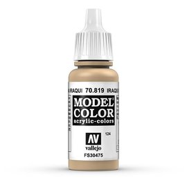 Vallejo Vallejo - Model Color - 819 - raki Sand (Iraqui Sand), 17 ml