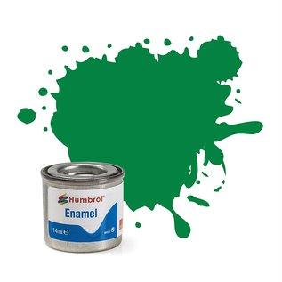 Humbrol  002 Smaragdgrün glänzend