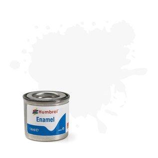 Humbrol  022 Weiss, glänzend