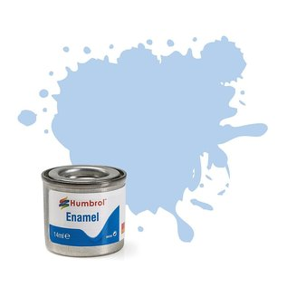 Humbrol  044 Pastell blau, matt