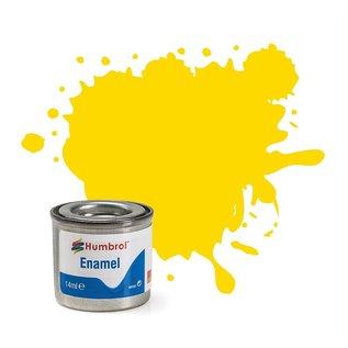 Humbrol  069 Gelb, glänzend