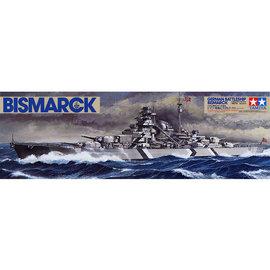 """TAMIYA Tamiya - dt. Schlachtschiff """"Bismarck"""" - 1:350"""