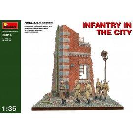 MiniArt MiniArt - Infanterie in der Stadt  - 1:35