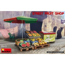 MiniArt MiniArt - Street Fruit Shop  - 1:35
