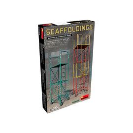 MiniArt MiniArt - Scaffoldings  - 1:35