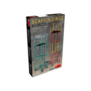 MiniArt Scaffoldings  - 1:35