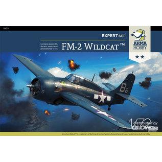 Arma Hobby FM-2 Wildcat, Expert Set  - 1:72
