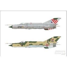 Eduard Eduard - MiG-21MF, Super44  - 1:144