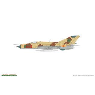 Eduard MiG-21PFM, Weekend Edition - 1:72