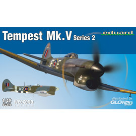 Eduard Eduard - Tempest Mk.V ser. 2, Weekend Edition- 1:48