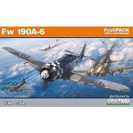 Eduard Eduard -  Fw 190A-6, Profipack- 1:48