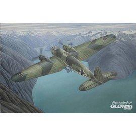 Roden Roden -  Heinkel He111 H-6 in 1:144