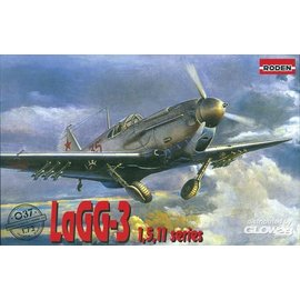 Roden Roden - LaGG-3 Series 1,5,11 in 1:72