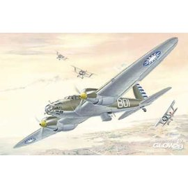 Roden Roden -  Heinkel He-111A LIMITED EDITION - 1:72