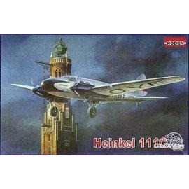 Roden Roden - Heinkel He-111C in 1:72