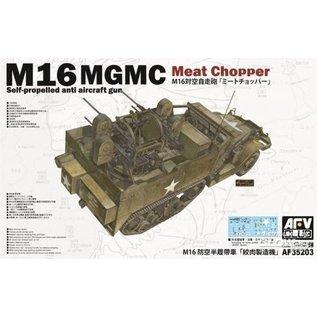 AFV-Club  M16 Multiple Gun Motor Carriage in 1:35