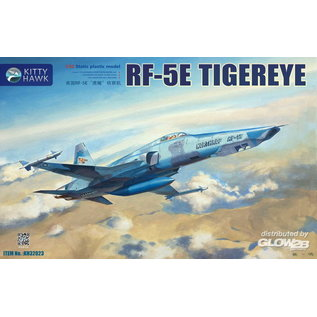 "Kitty Hawk RF-5E ""Tiger eye"" in 1:32"