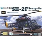 "Kitty Hawk SH-2F ""Seasprite"" in 1:48"