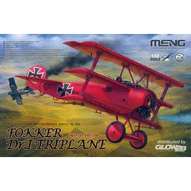 MENG MENG - Fokker Dr. I Dreidecker - 1:32